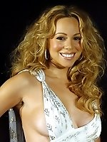 Mariah Carey sexy photos
